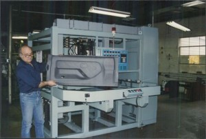 Panel Cutting and Forming Equipment